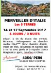 MERVEILLES D'ITALIE LES 5 TERRES